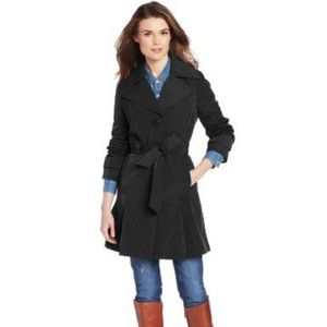 London Fog Single-breast Water Resistant Trench